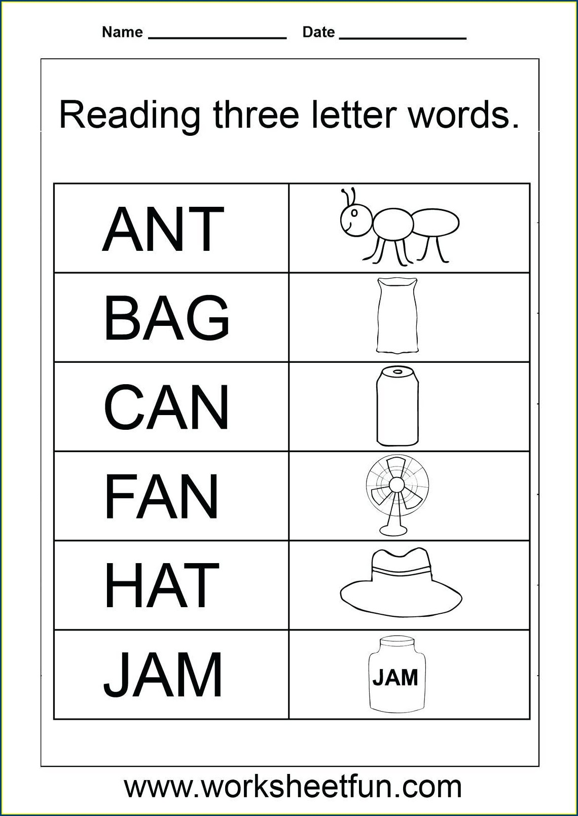 2nd Grade Rhyming Words Worksheet For Grade 1