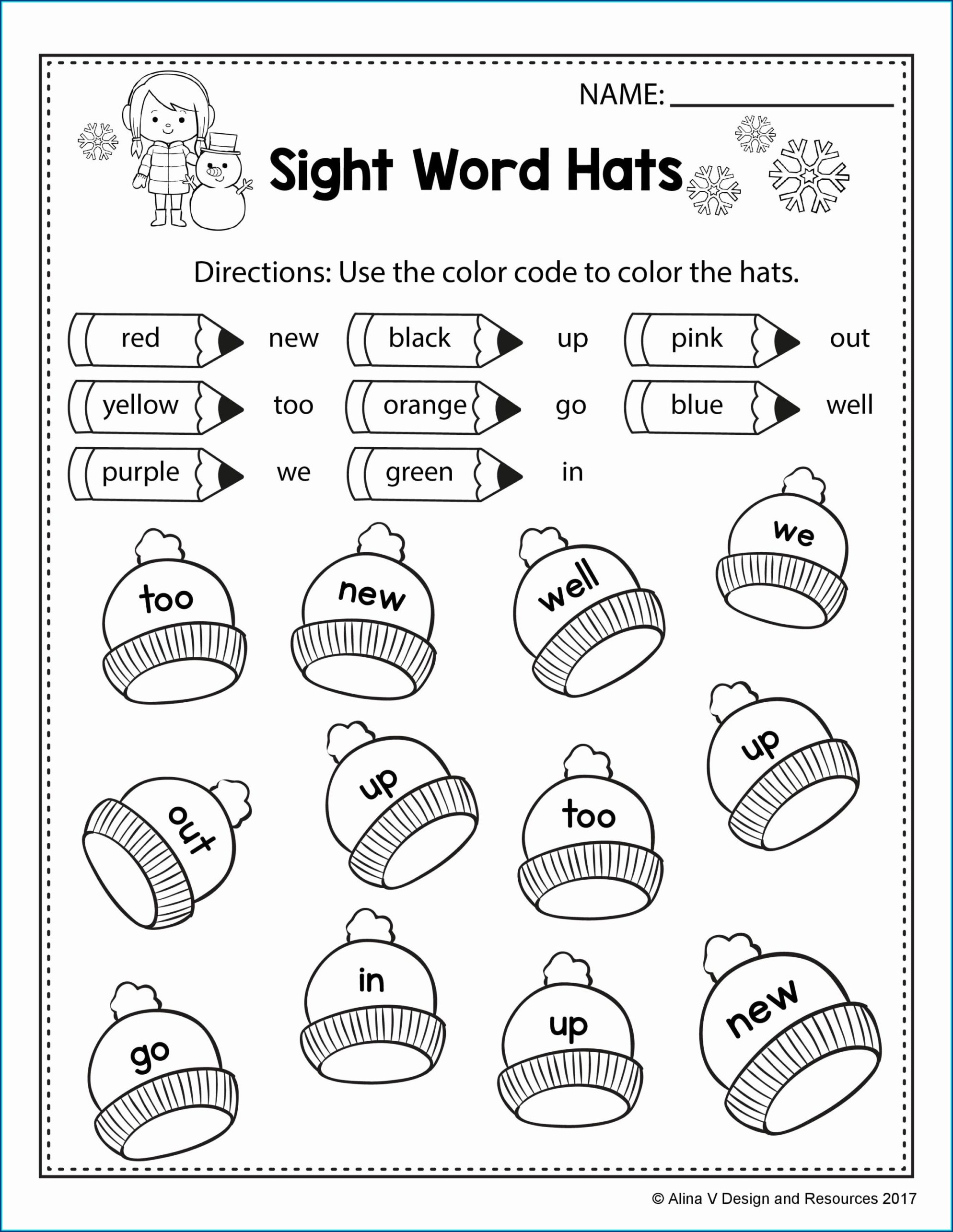 3rd Grade Literacy Worksheets