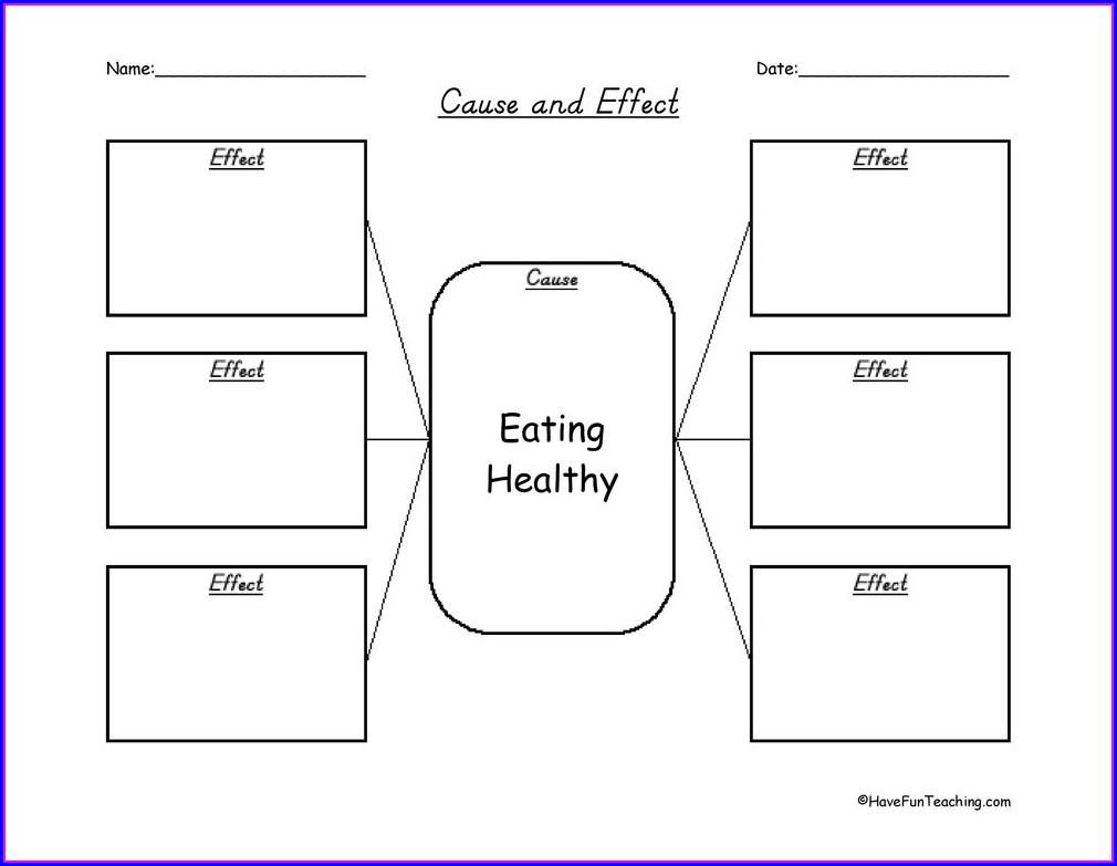 5th Grade Health Worksheets