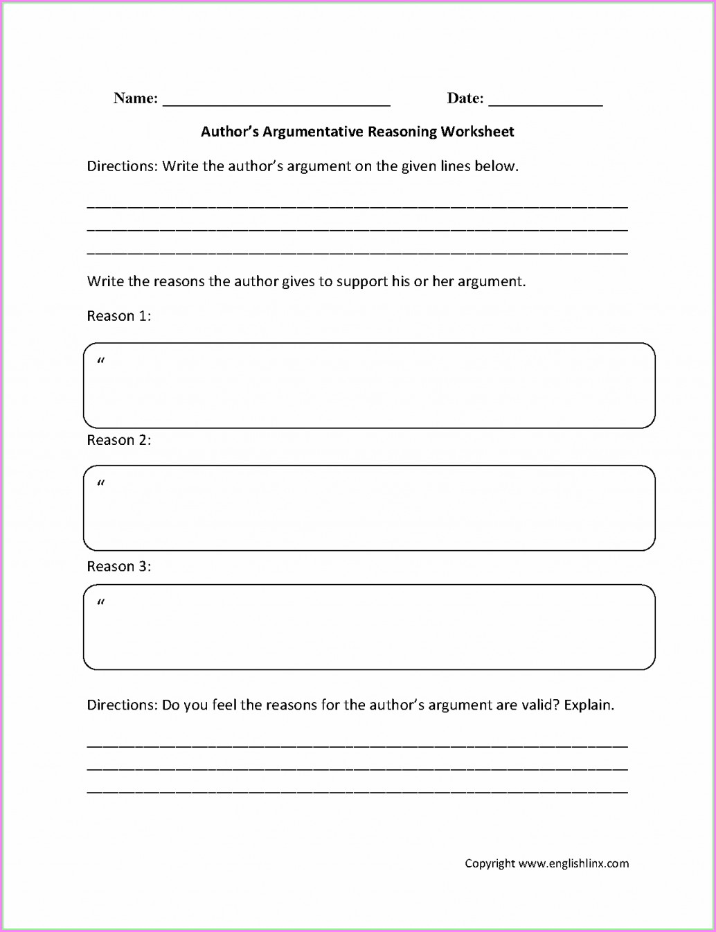 6th Grade History Worksheets Printable Free