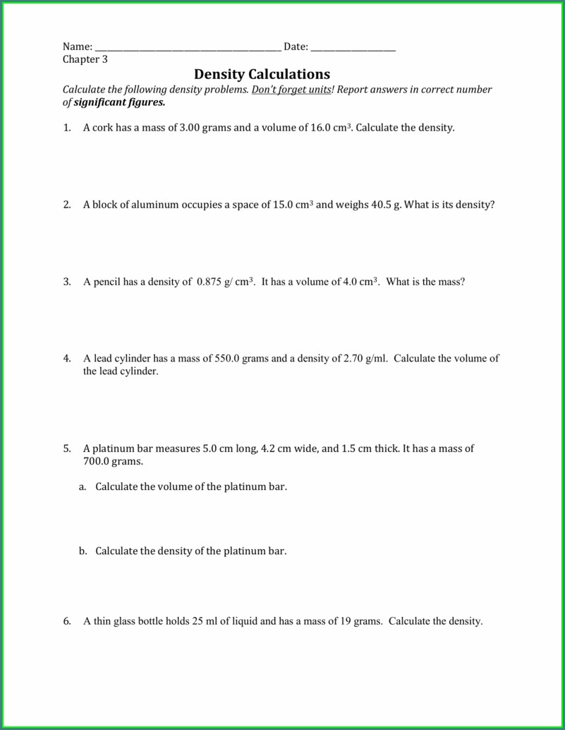 7th Grade Volume Word Problems Worksheets With Answers