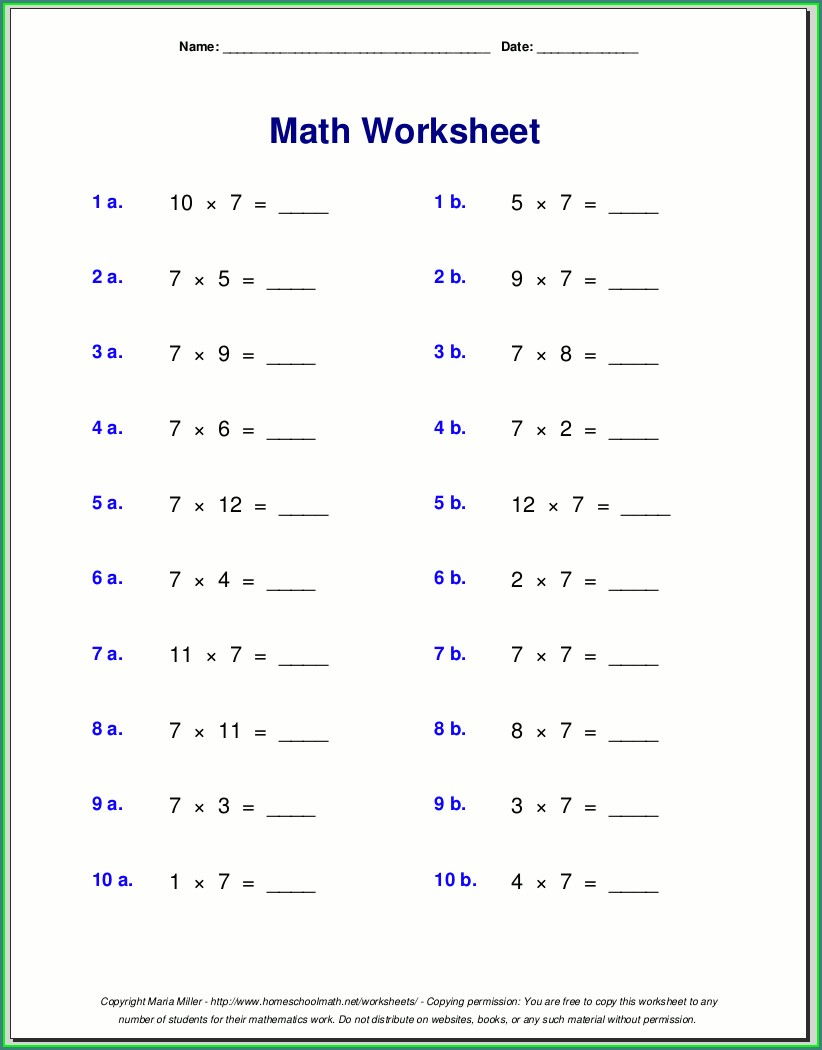 8th Grade Accelerated Math Worksheets