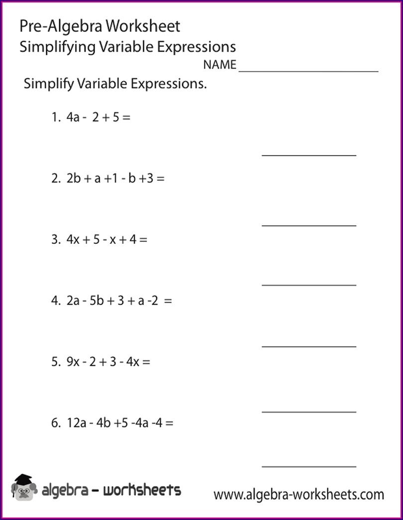 8th Grade Math Multiplication Worksheets