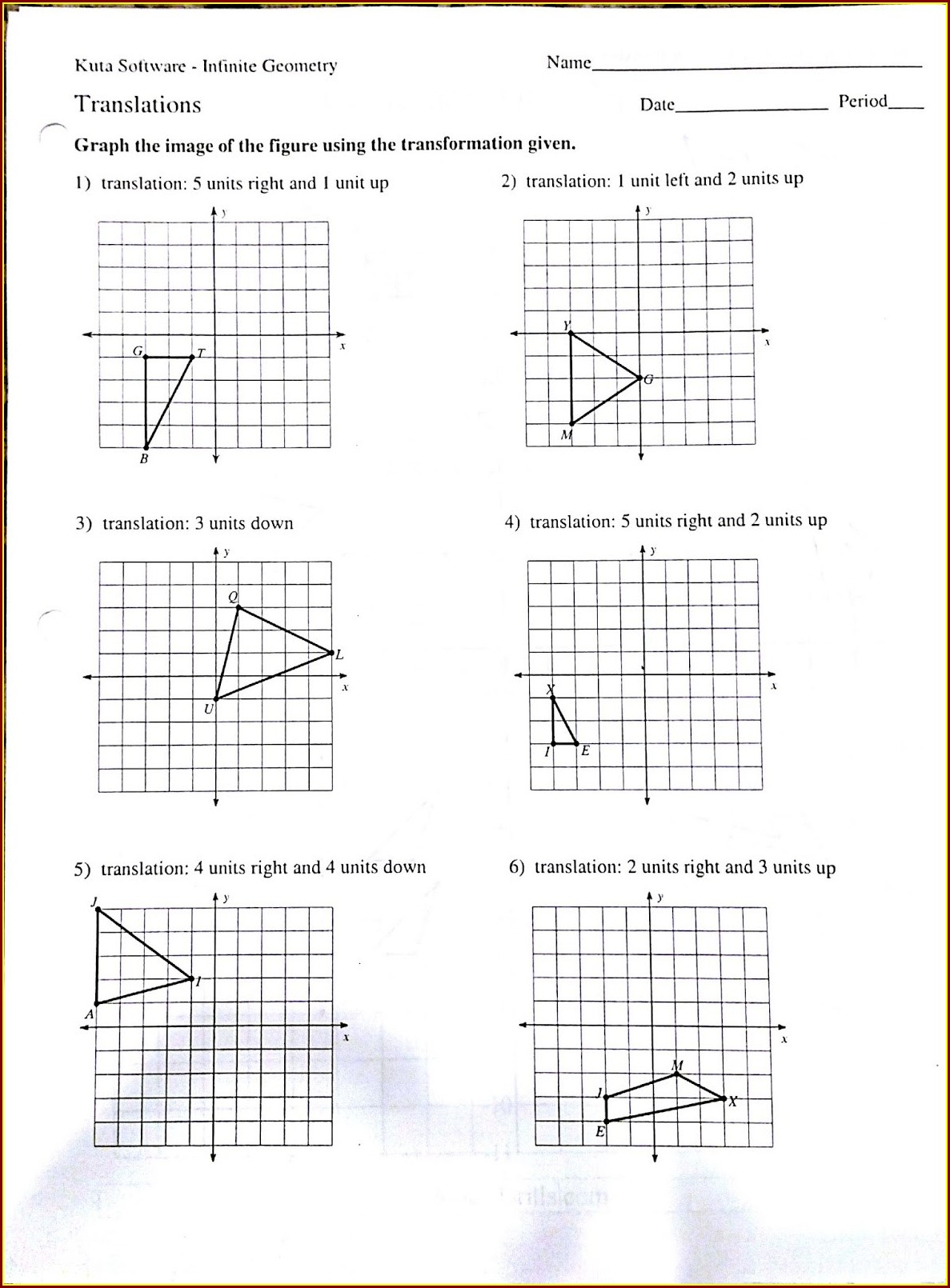 8th Grade Energy Transformations Worksheet Worksheet