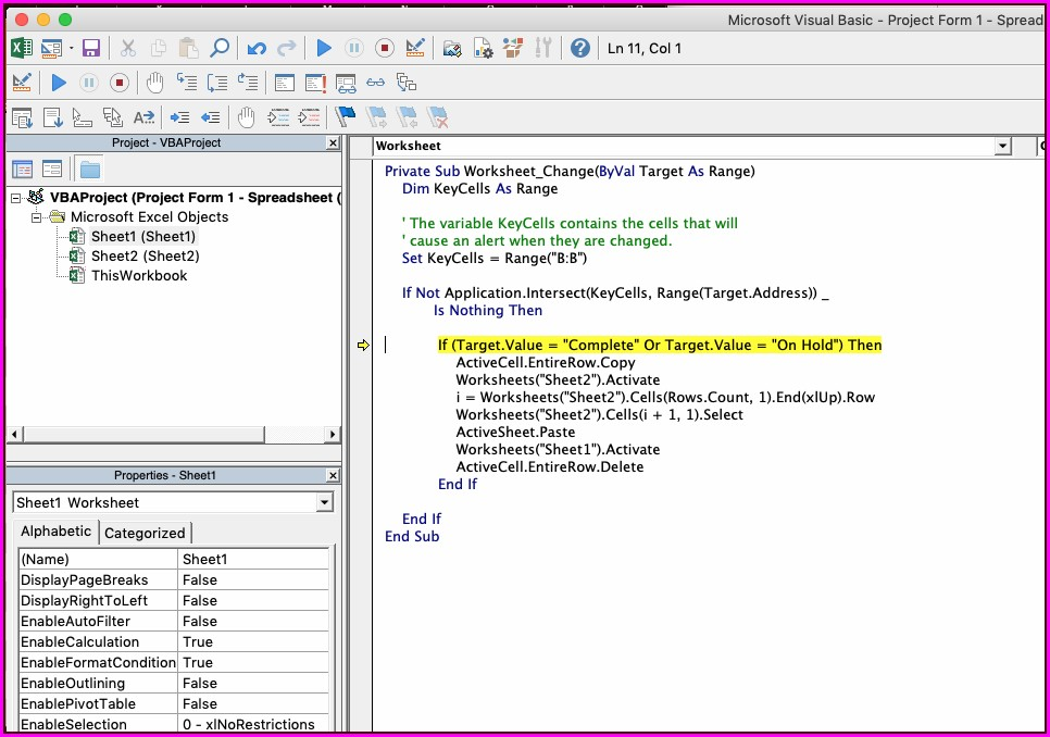 Activate Worksheet Number Vba