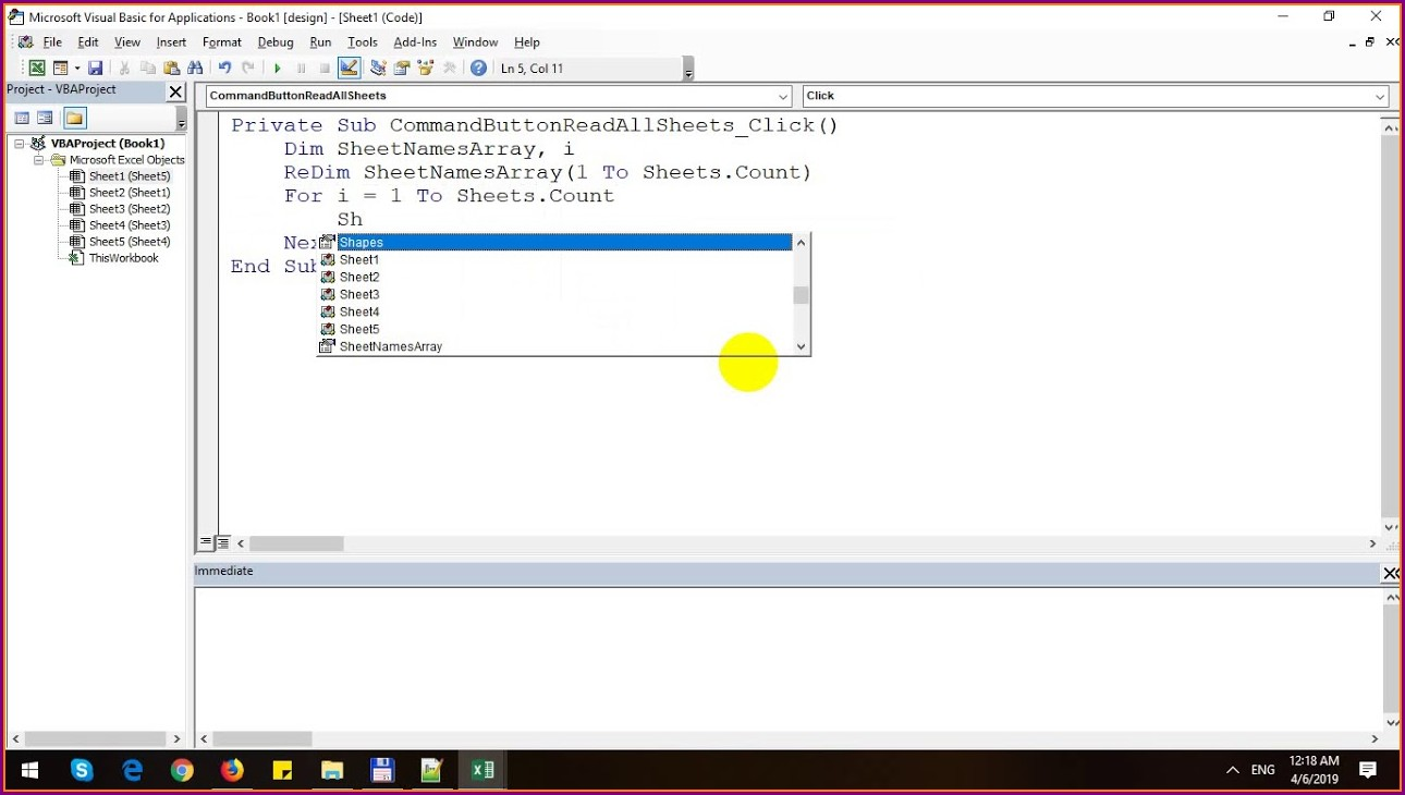 Add Worksheet In Vba With Name