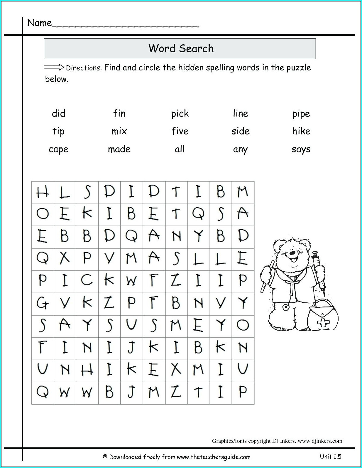 Addition Second Grade Math Worksheets For Grade 2