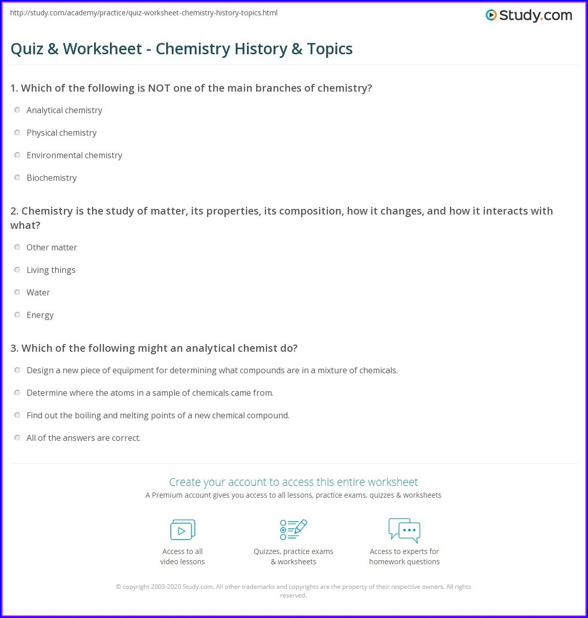 Answer Key Word Equations Worksheet Chemistry