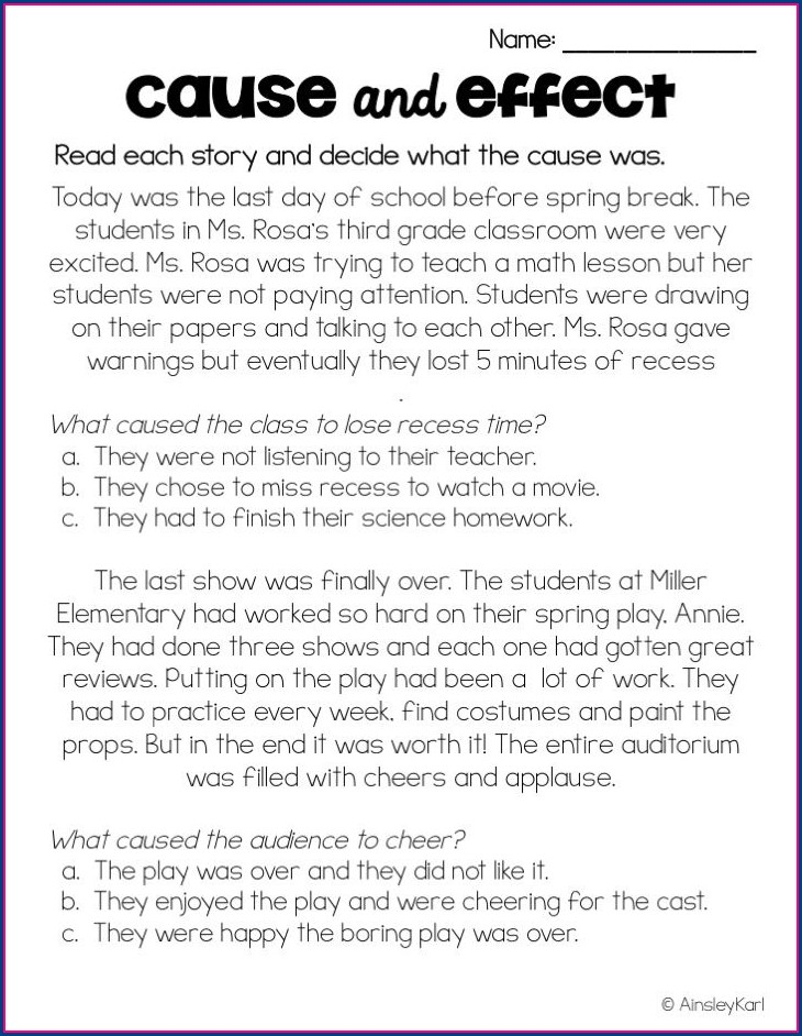 Black History Reading Comprehension Worksheets 3rd Grade