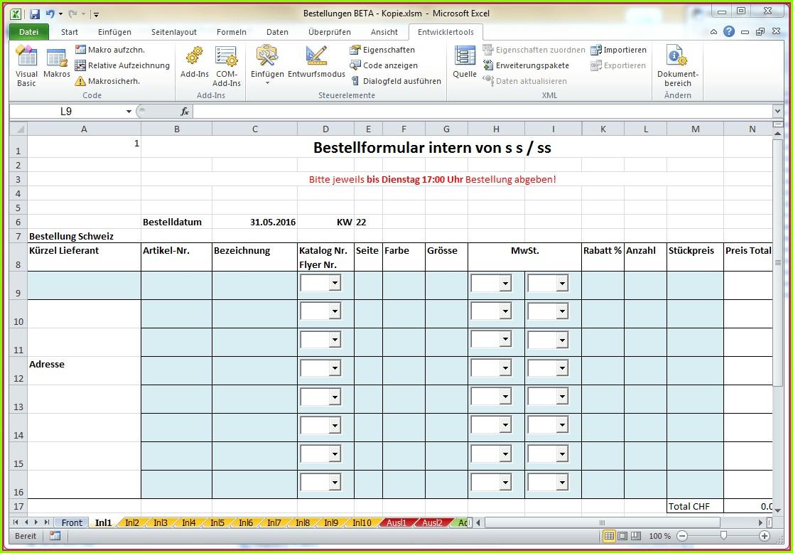 Change Worksheet Index Numbers Vba
