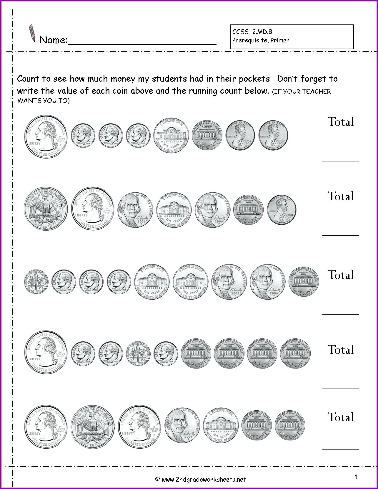 Counting Philippine Money Worksheets 2nd Grade