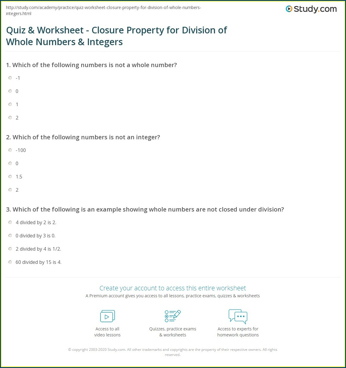 Dividing Mixed Numbers Worksheet Tes