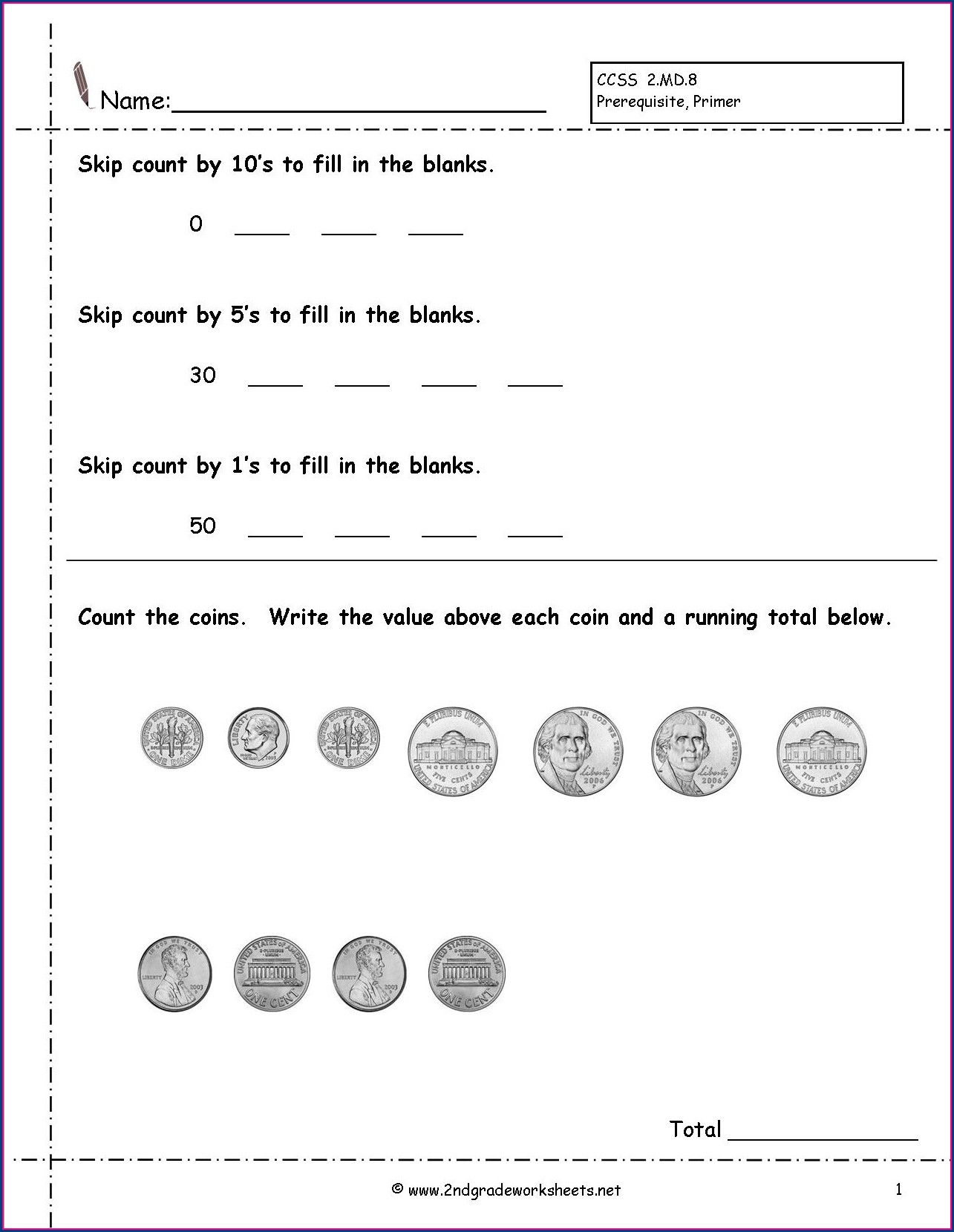 Easy Math Word Problems Worksheets