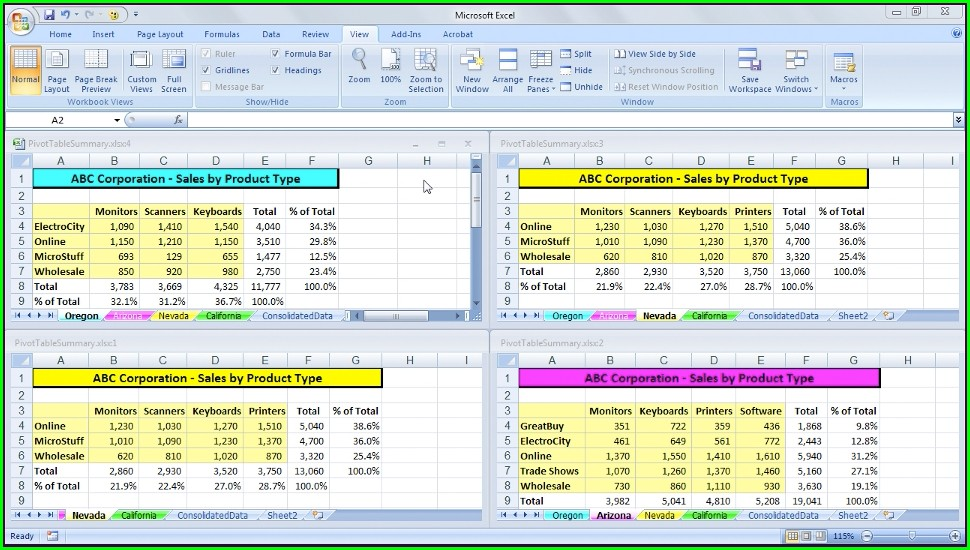 Excel 2007 Copy Worksheet Multiple Times