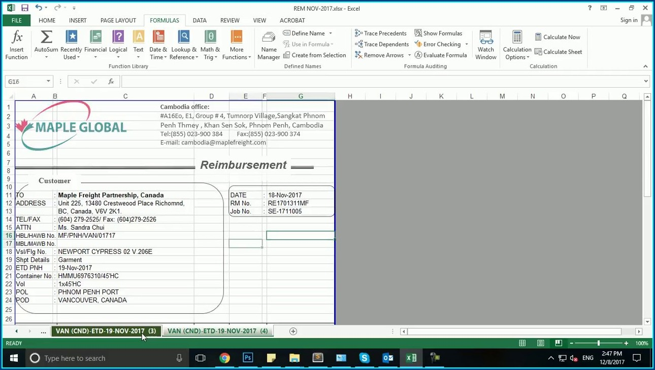 Excel 2013 Cannot Copy Worksheet