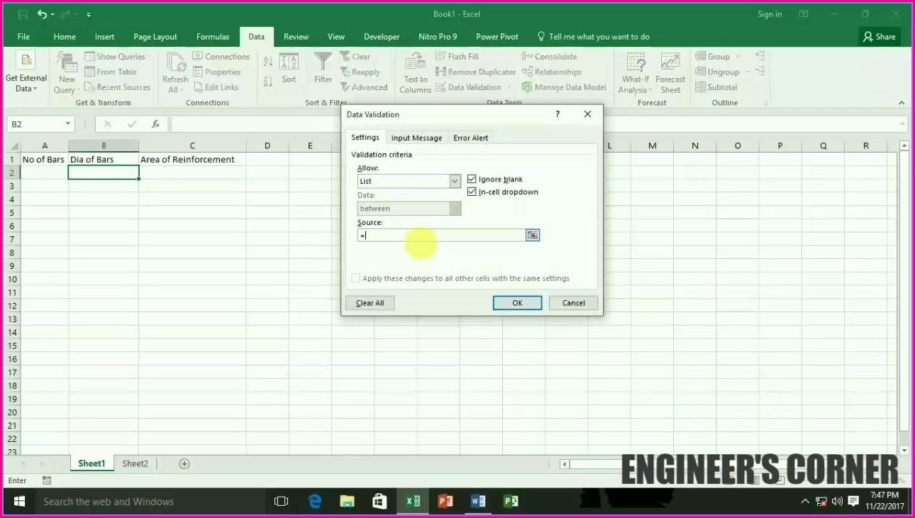 Excel Spreadsheet Microsoft Excel Tutorial