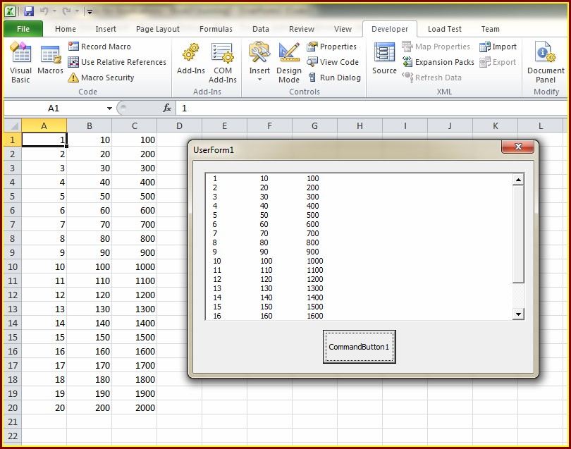 Excel Vba Delete Data From Sheet