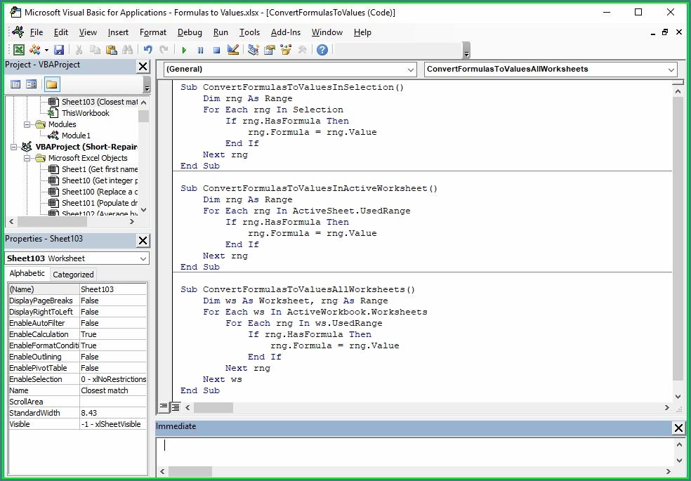 Excel Vba Dim Worksheet
