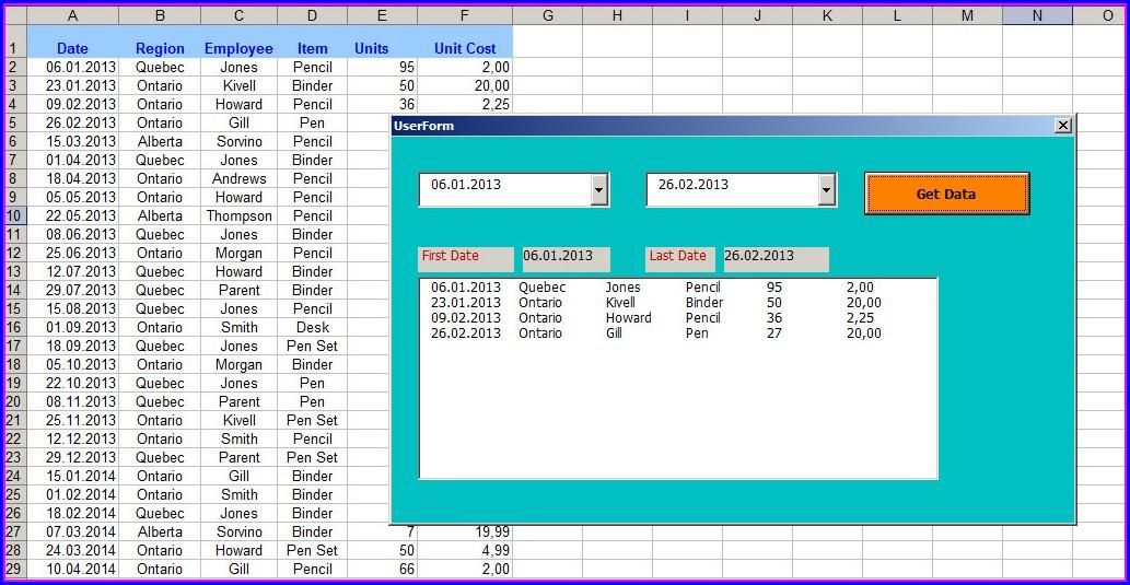Excel Vba Sort Numbers Ascending