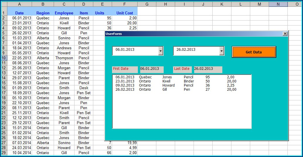 Excel Vba Sort Table Column Ascending