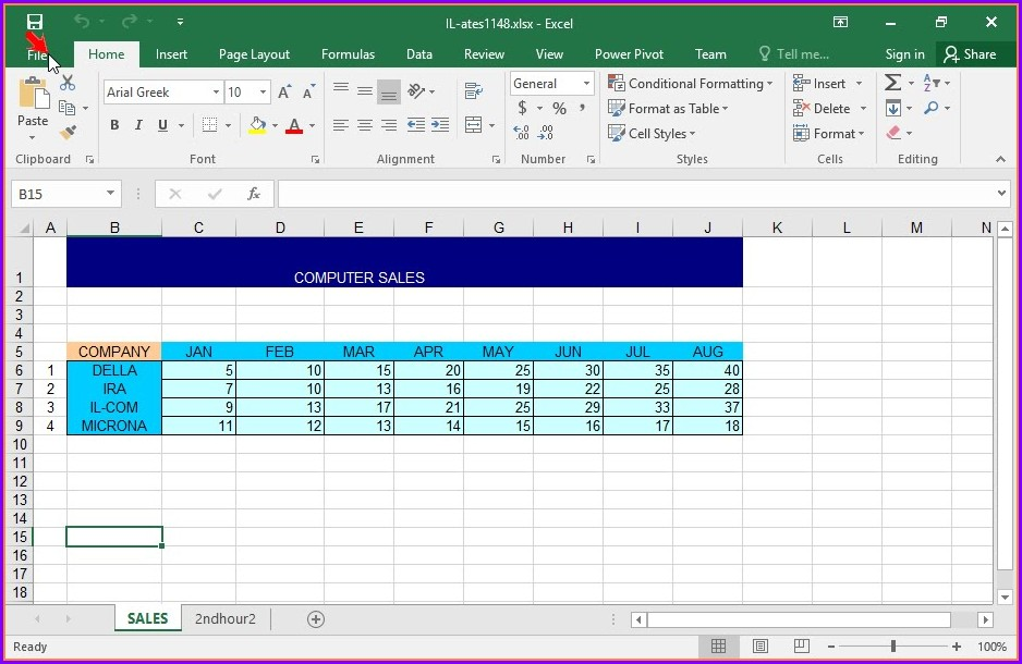 Excel Vba Workbook Quit