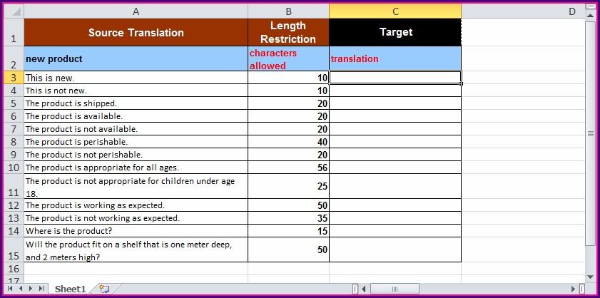Excel Worksheet Name Length
