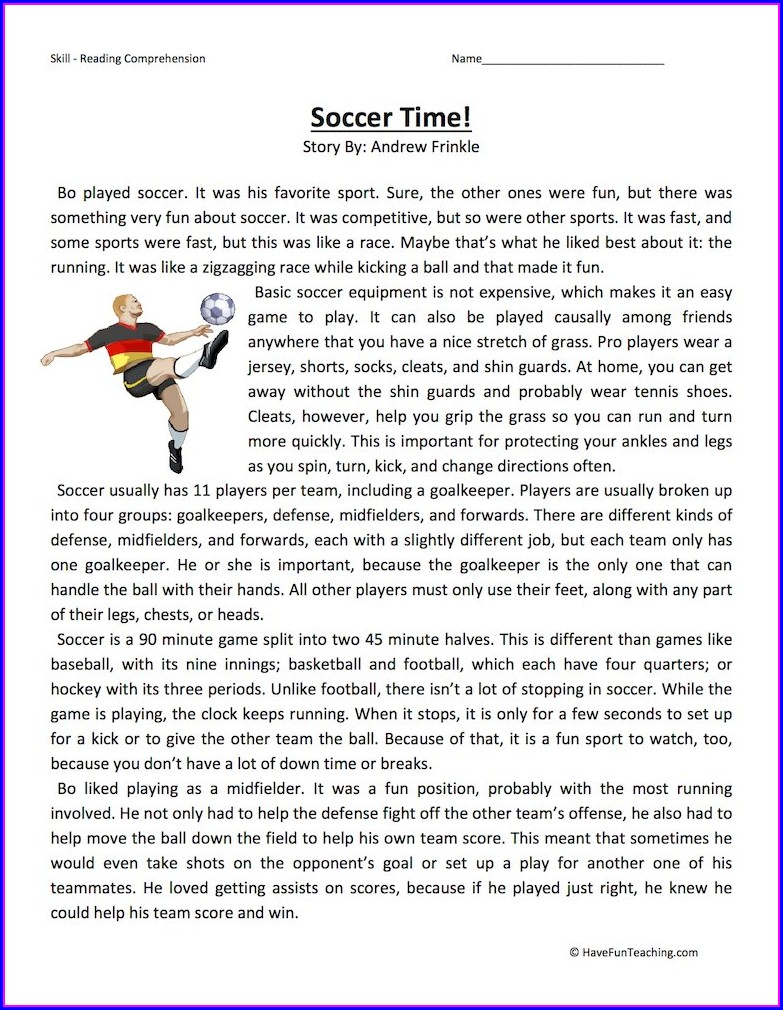 Fifth Grade 5th Grade Health Worksheets