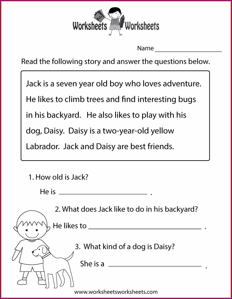 Filipino Reading Comprehension Worksheets For Grade 6
