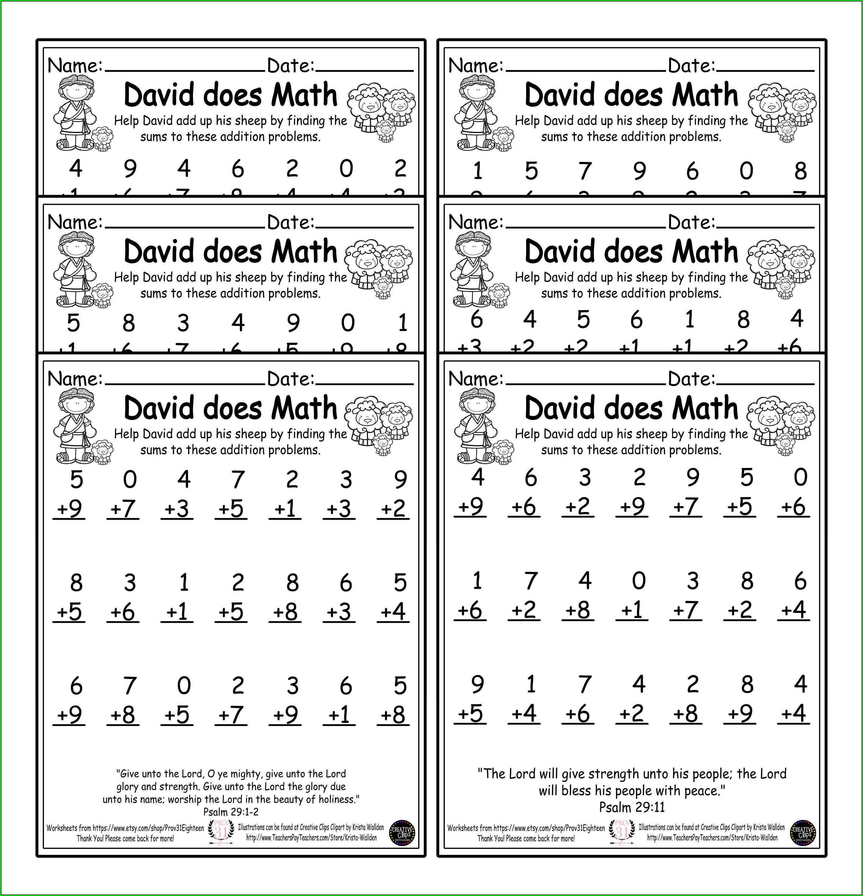 First Grade Bible Worksheets Pdf