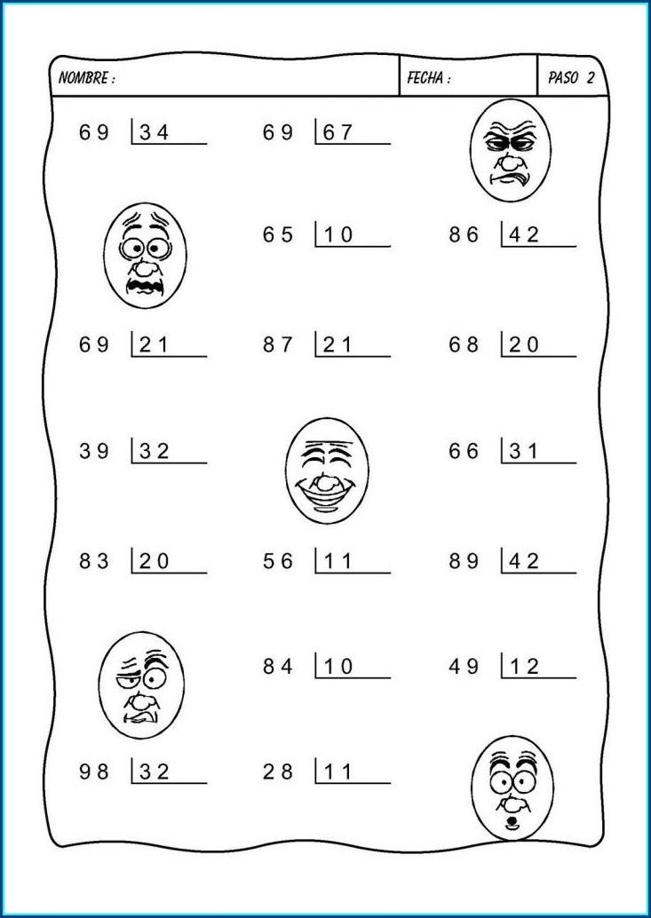 First Grade La Worksheets