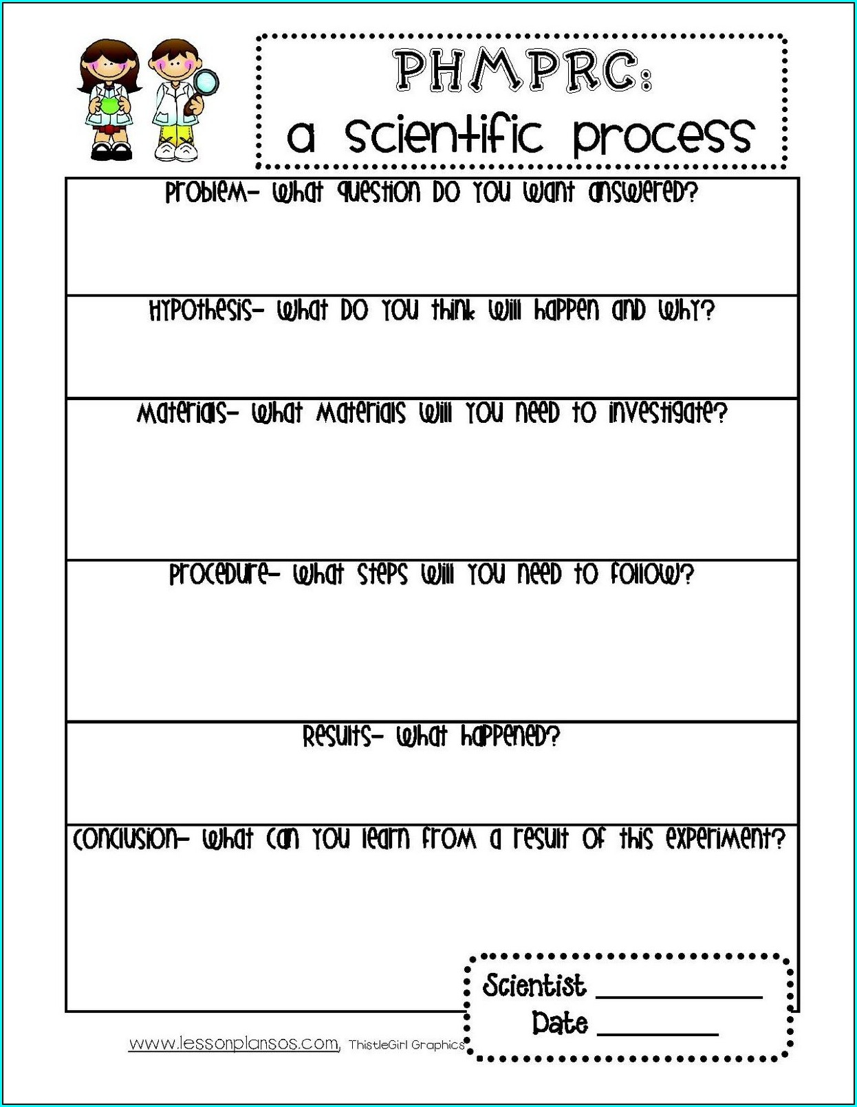 First Grade Worksheet On Matter