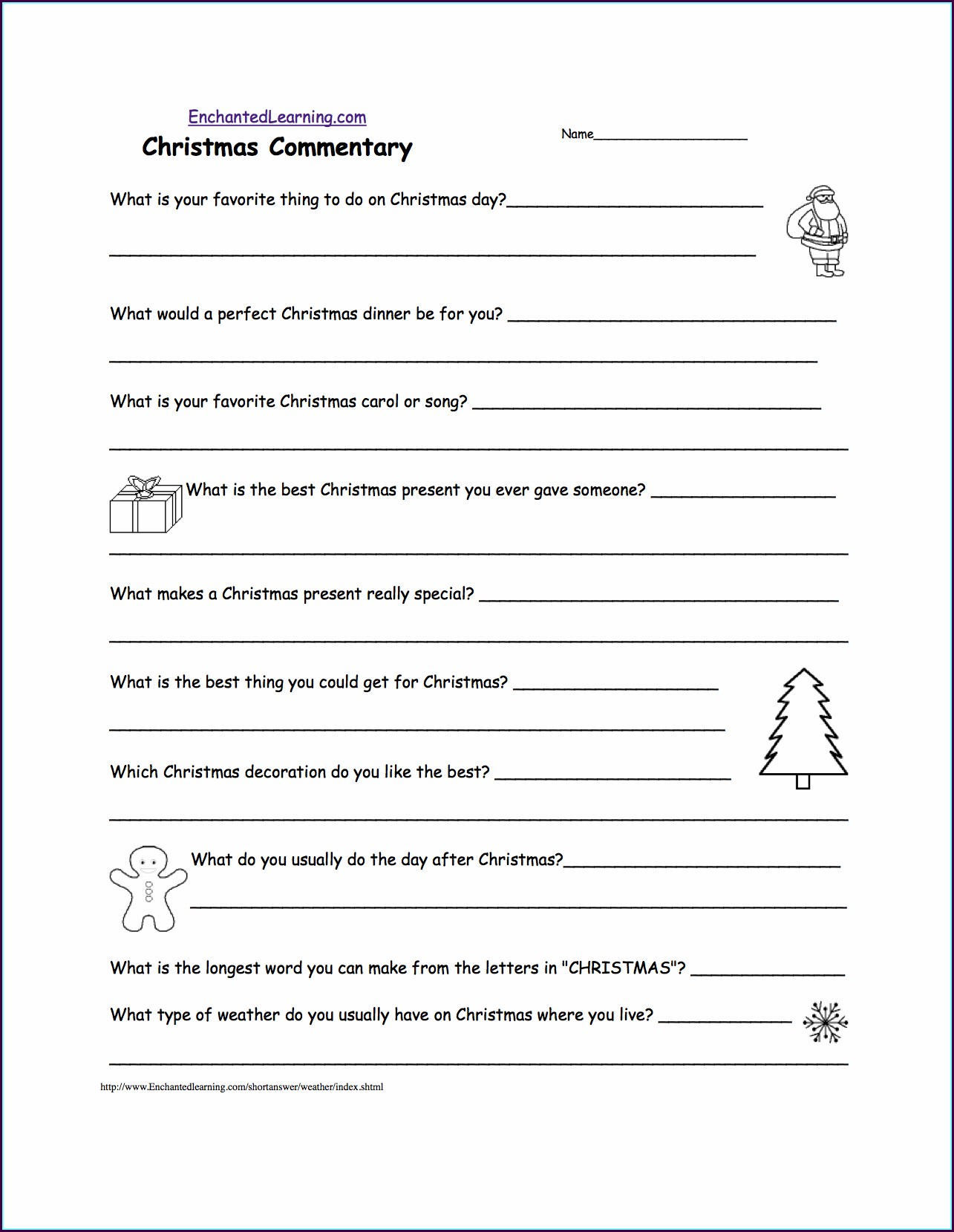 Food Chain Worksheet Enchanted Learning Answers