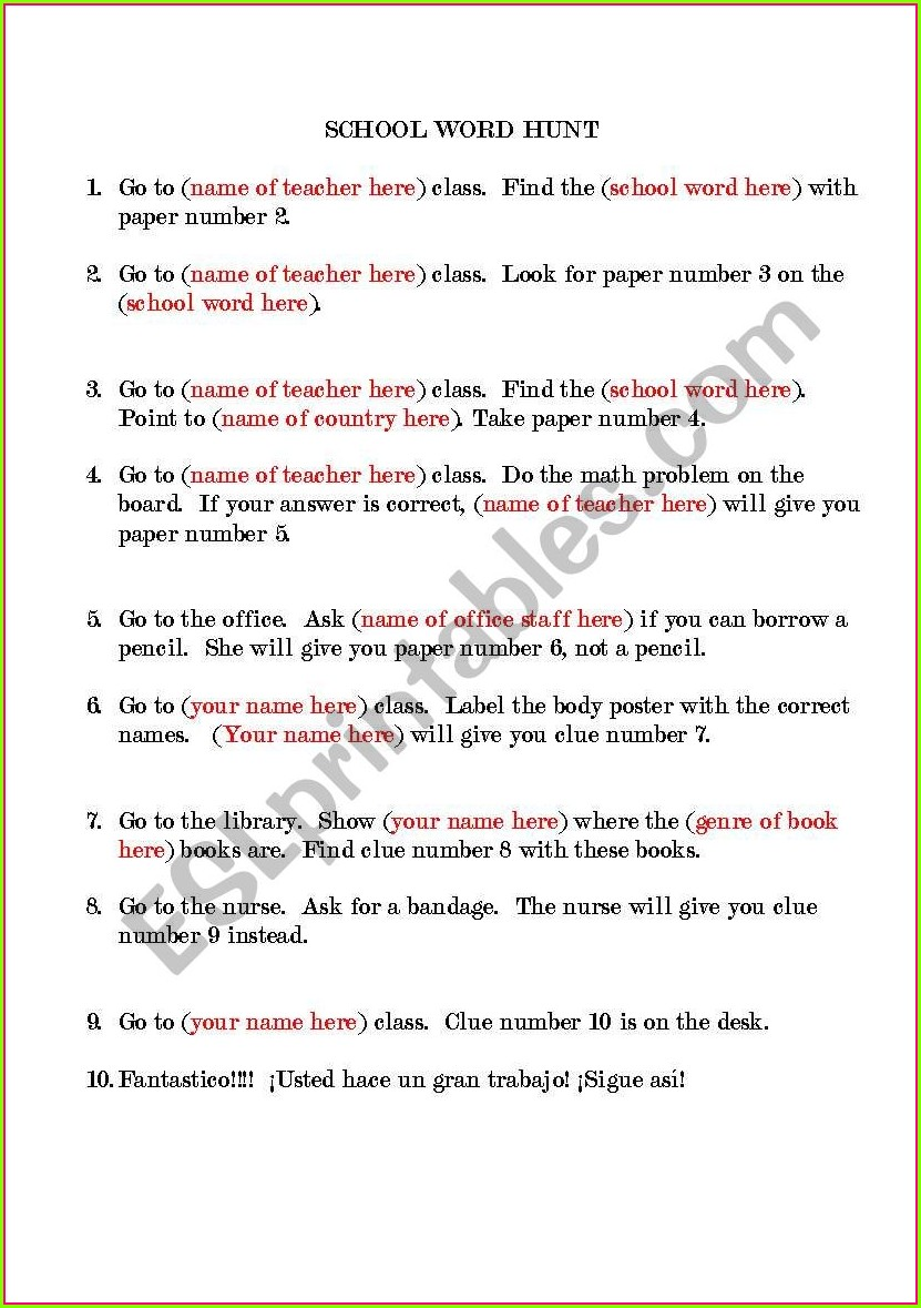 Food Label Scavenger Hunt Worksheet Answers