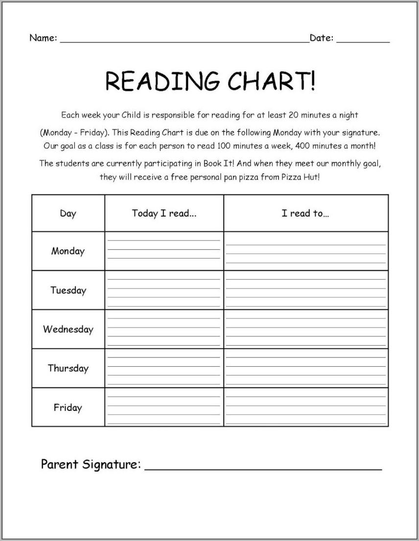 Free Printable 1st Grade Handwriting Worksheets