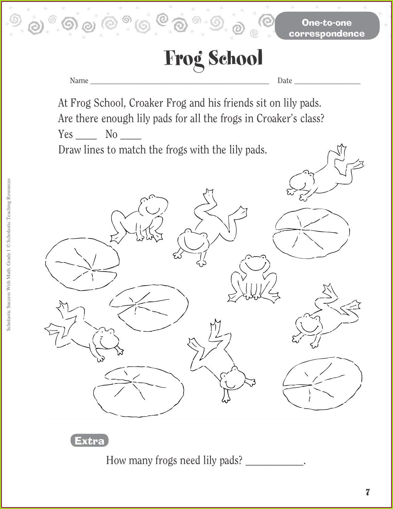 Free Printable Grade 1 English Worksheets