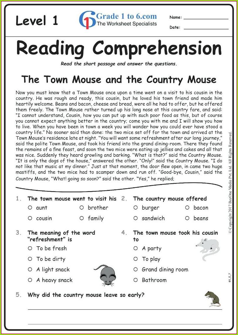 Free Printable Math Worksheet For 3rd Grade