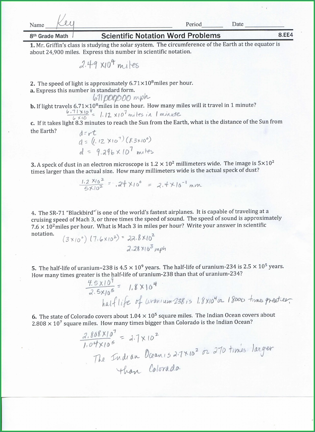 Function Notation Word Problems Worksheet
