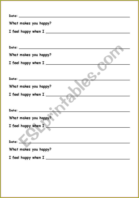Grade 1 English Writing Worksheets