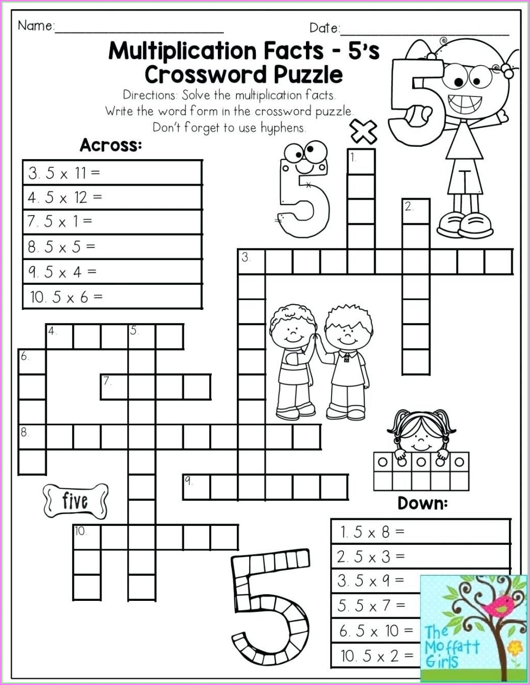Grade 3 Word Search Puzzles Printable