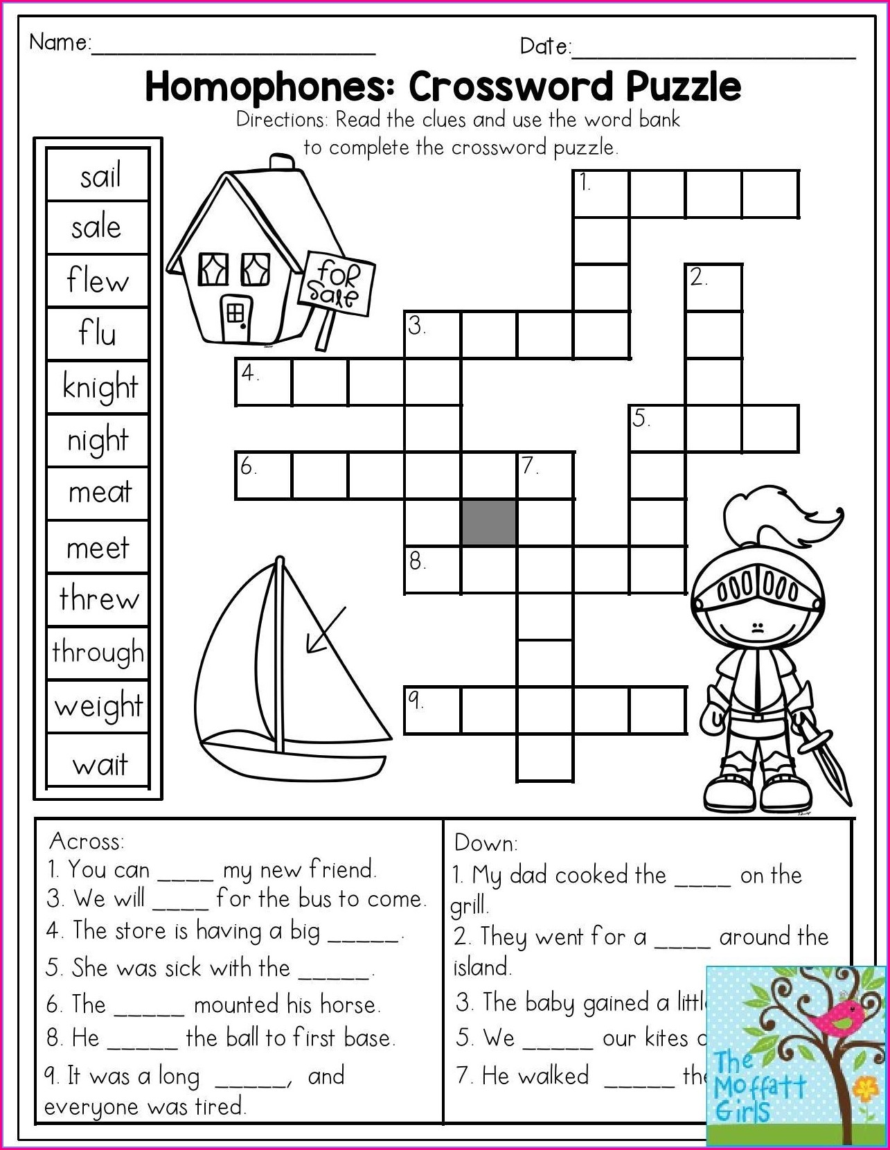 Grade 4 English Worksheets Printable