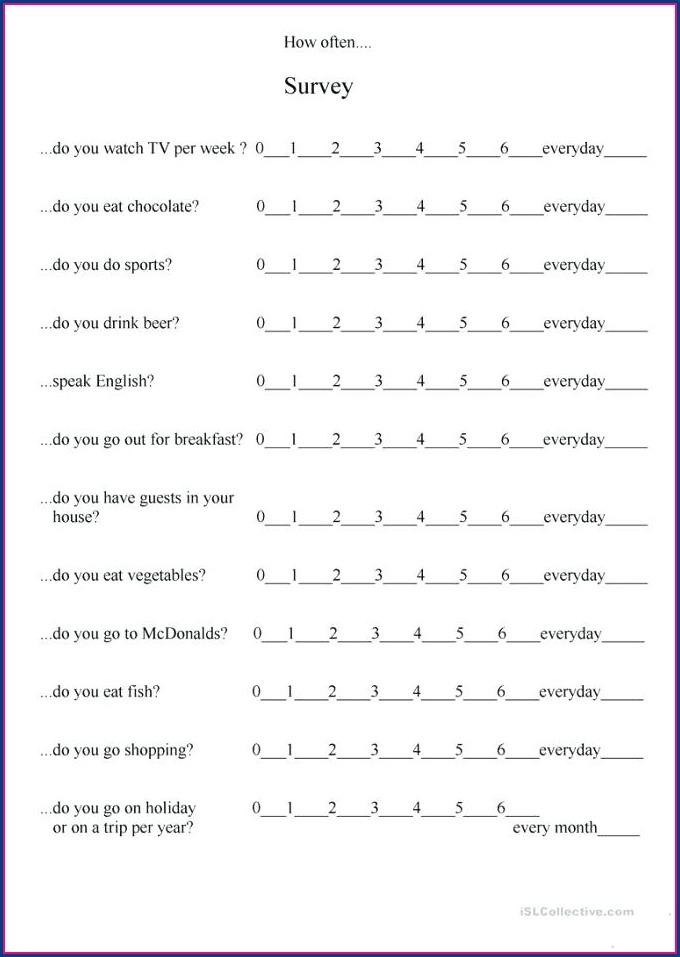 High School Grammar Practice Worksheets