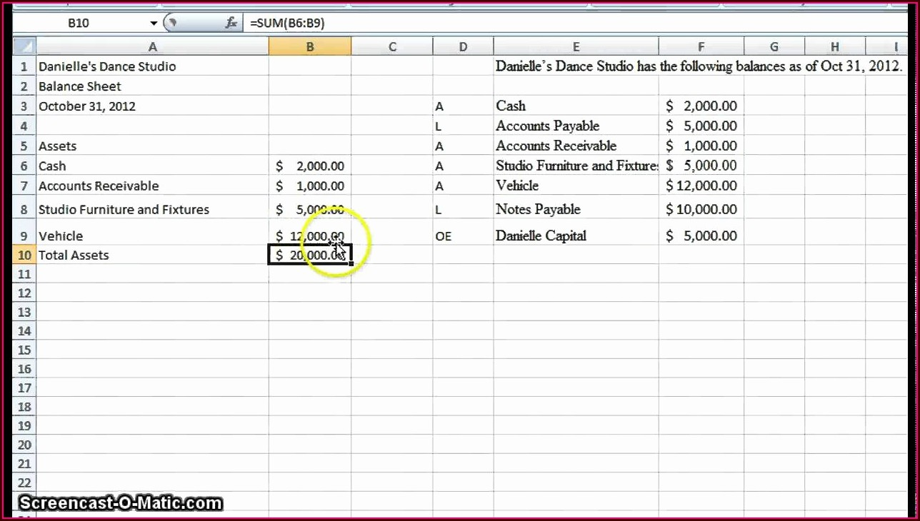 How Link Excel Worksheets