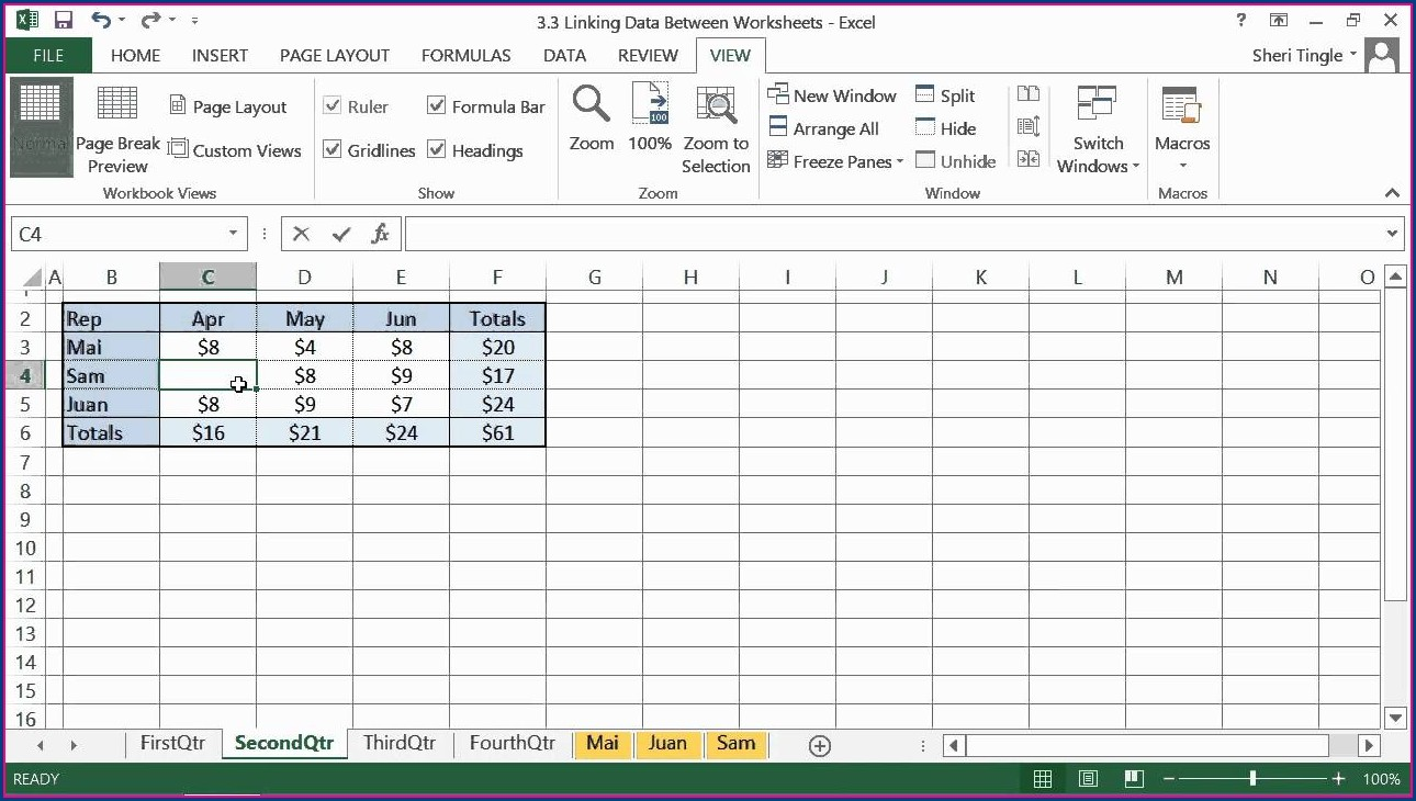 How To Make Math Worksheets On Excel