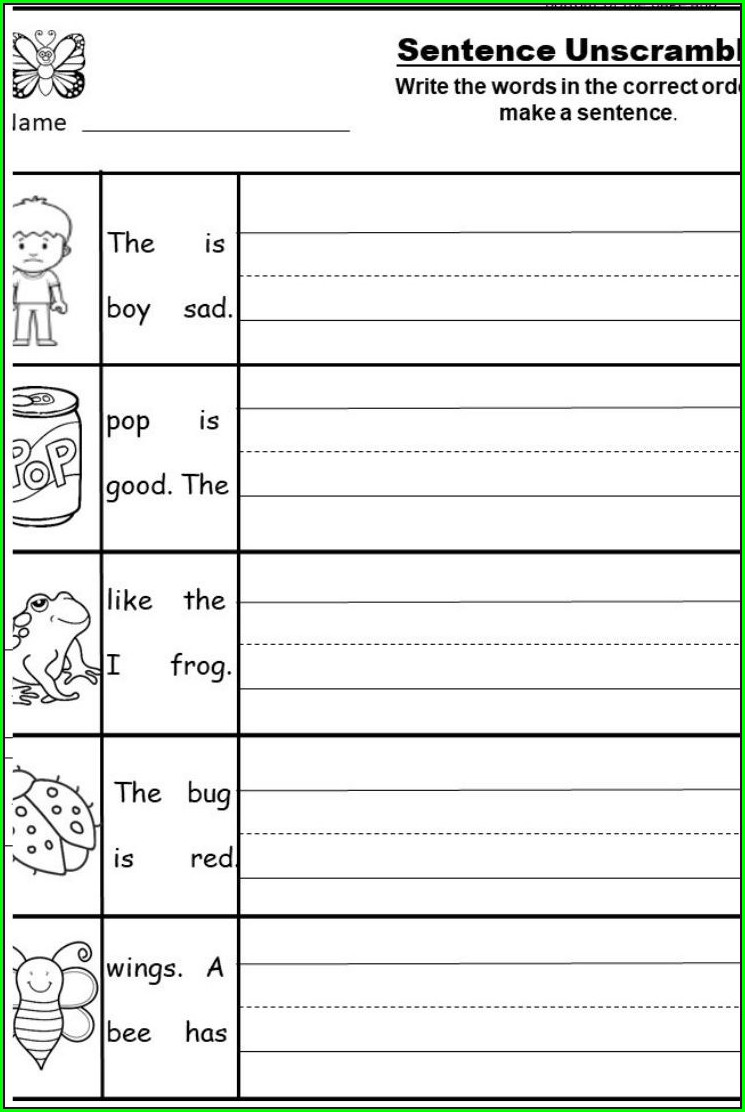 Kindergarten Free Worksheet This Is And These Are Worksheets For Kindergarten