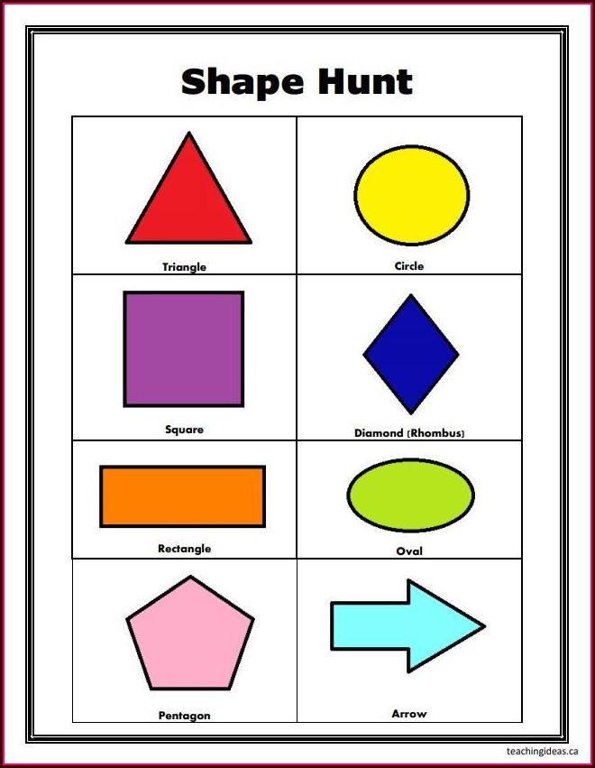 Kindergarten Inside And Outside Worksheets