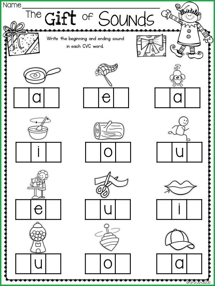 Kindergarten Worksheets And Printables
