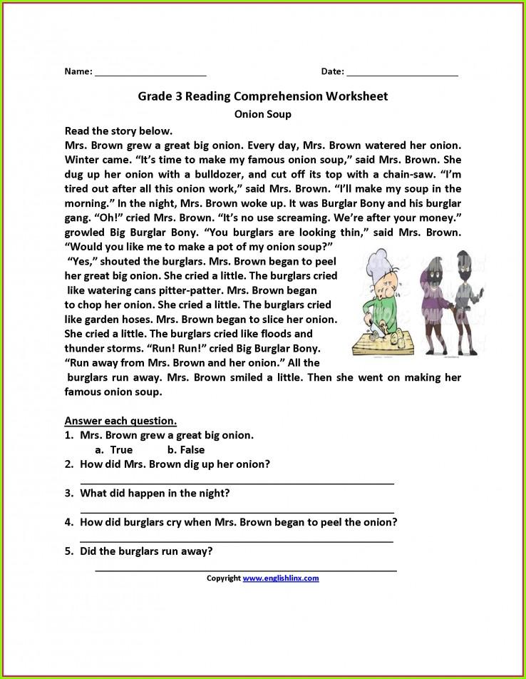 Map Worksheet First Grade