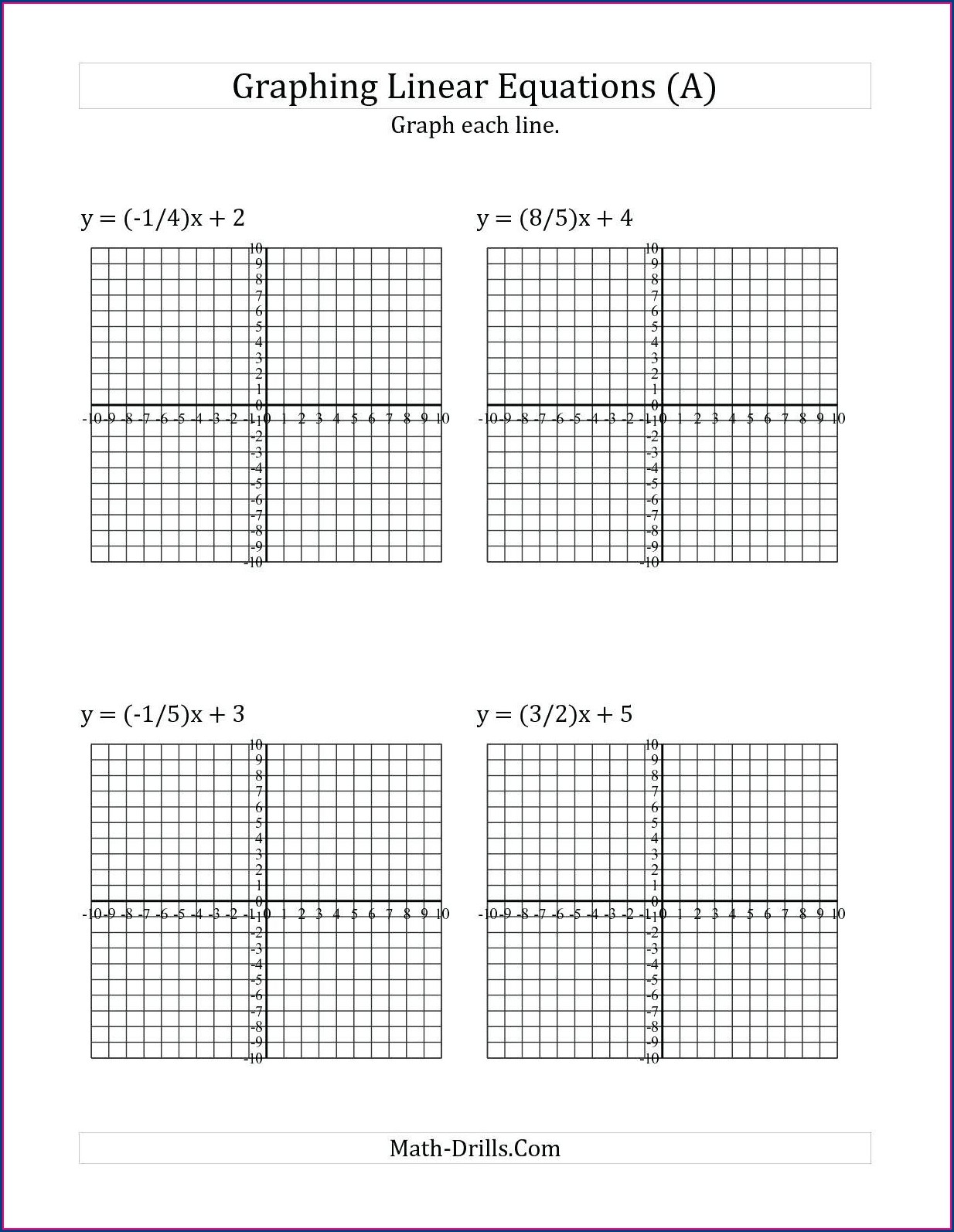 Math Worksheets Grade 1 Number Line