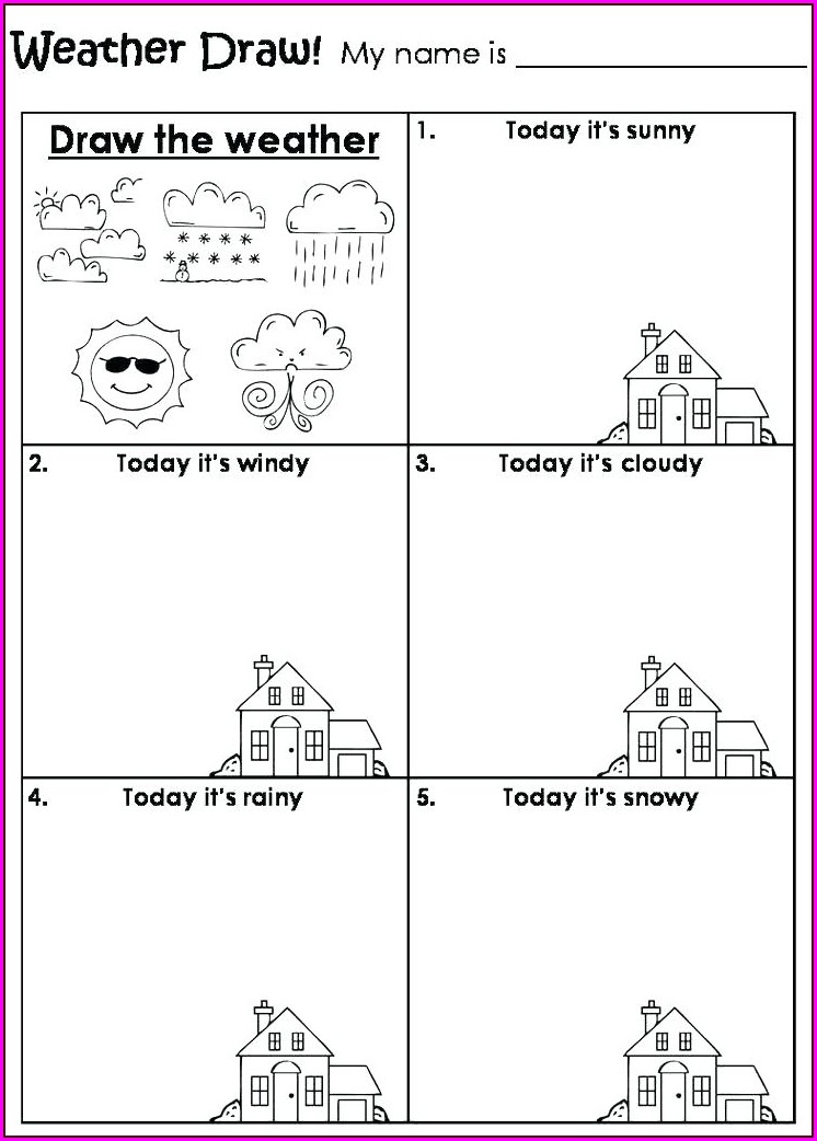 Math Worksheets Matching Numbers To Objects