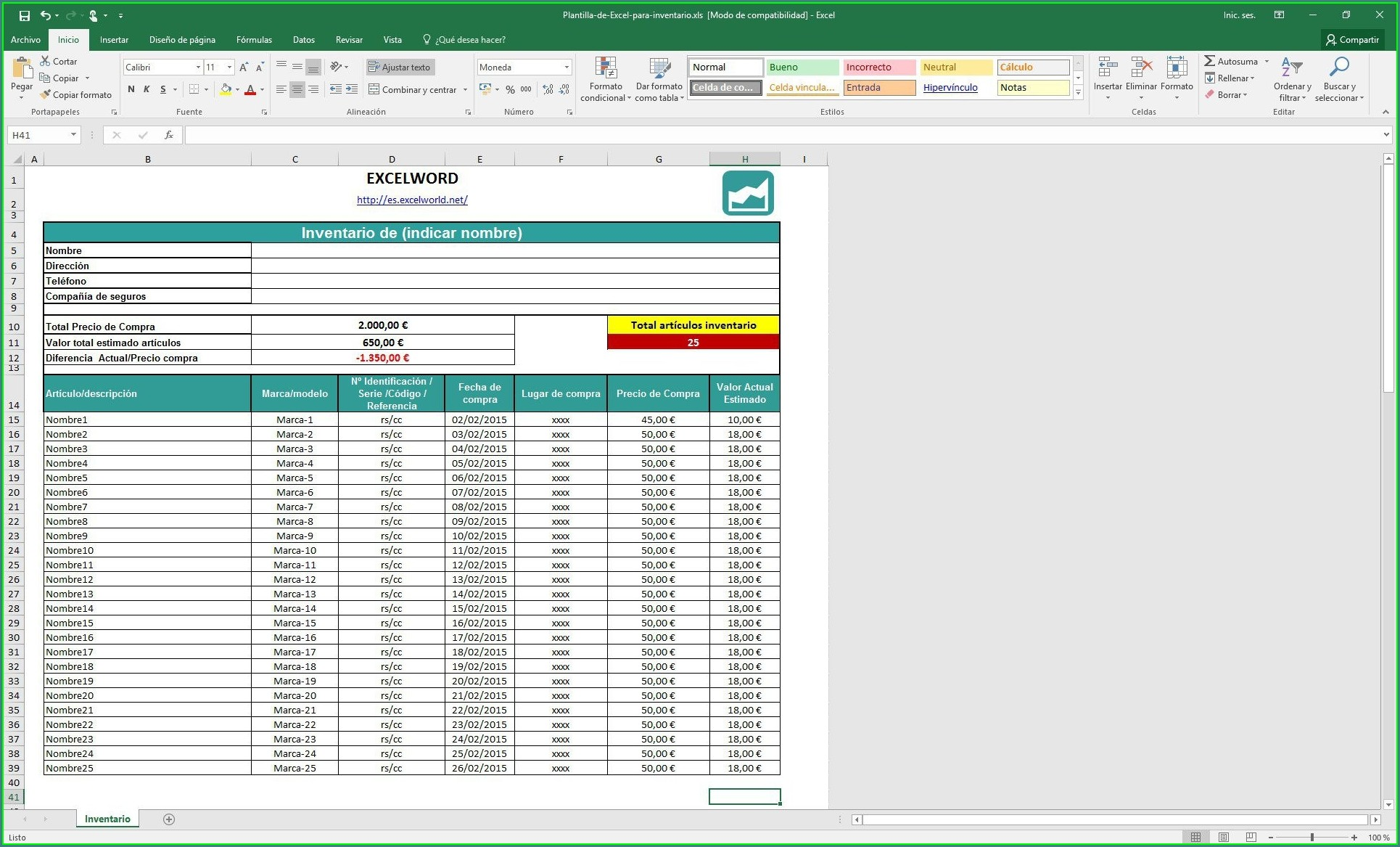 Microsoft Excel Binary Worksheet Free Download